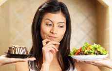 выбор полезной еды