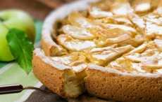 Финский яблочный пирог