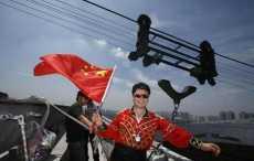 Китаец два месяца жил на тросах толщиной в три сантиметра