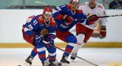 Белорусские хоккеисты опять проиграли россиянам