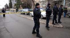 Мужчина устроил стрельбу в офисе бывшего работодателя в Белграде