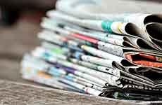 Греческие СМИ проводят забастовку