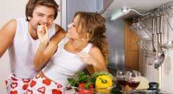 Диетологи рассказали, какие продукты нужны для незабываемого секса
