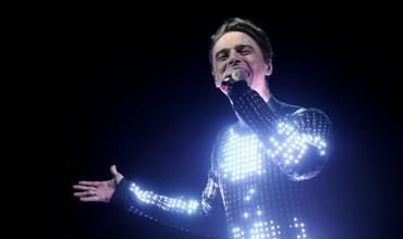 Никита Алексеев представит Беларусь на «Евровидении-2018»