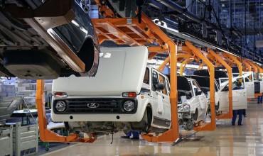 «АвтоВАЗ» почти на три недели остановит производство LADA