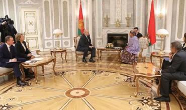 Лукашенко заявил, что Беларусь — надёжная опора ООН