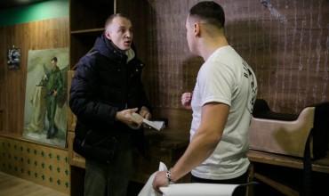 Дашкевич и Пальчис оштрафованы на 735 рублей каждый за визит в барбершоп «Чекист»