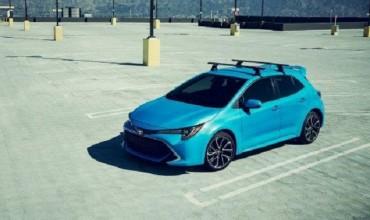 Toyota представила новое поколение хэтчбека Corolla