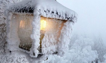 На юго-востоке Чехии из-за снега ввели режим стихийного бедствия