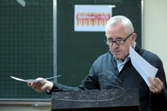 Скончался журналист Геннадий Судник