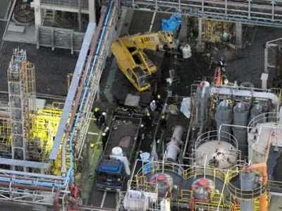 На заводе компании Mitsubishi произошел взрыв, погибли пять человек