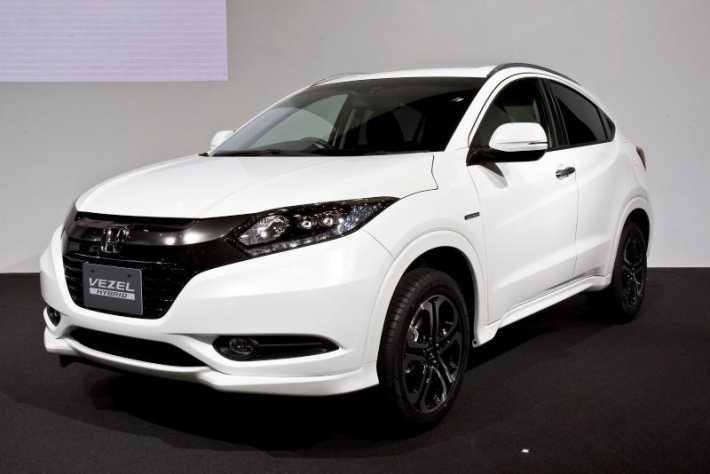 Новый кроссовер Honda метит в бестселлеры