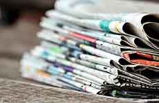 Mercedes «влетел» в столб на МКАД – один человек погиб, еще двое госпитализированы