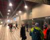Около 600 человек эвакуировали из здания главного вокзала Праги из-за пожара