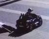 Мальчик на игрушечной машине сбил женщину и сломал ей руку